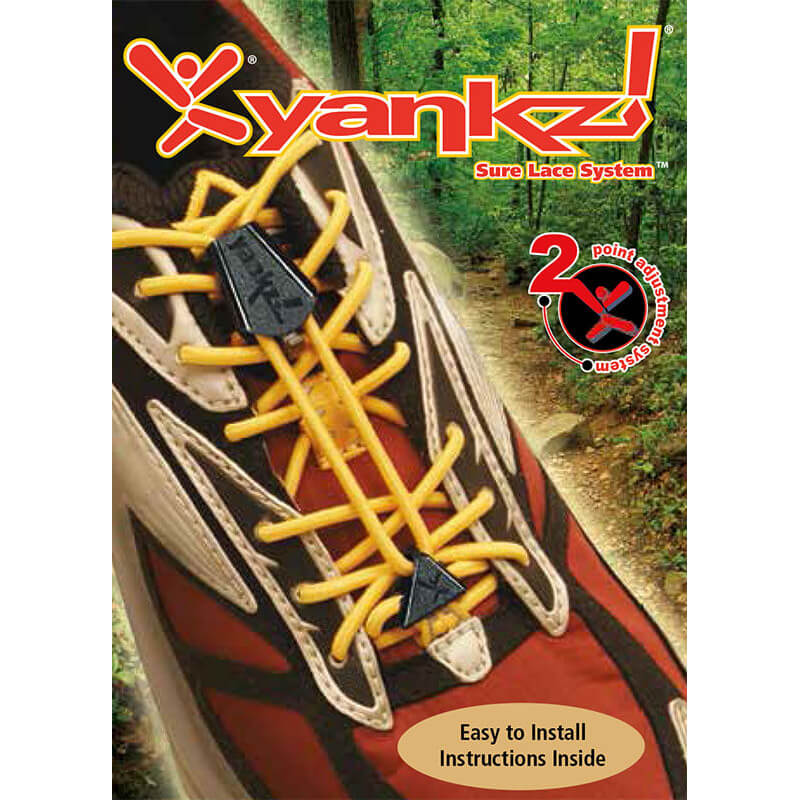 Yankz Elastic Shoelaces