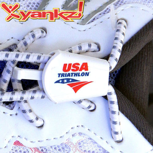 USA Triathlon Lace System